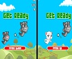 2 player flappy game